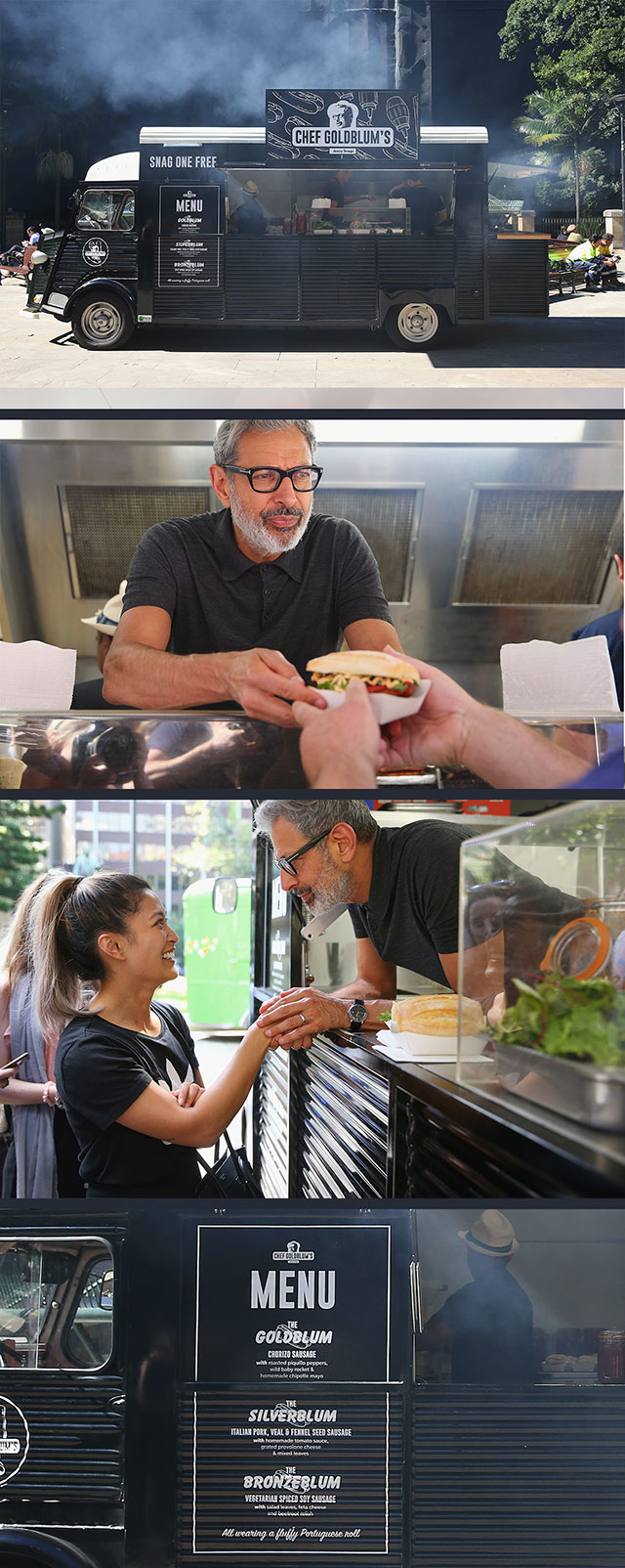 foodtruck jeff goldblum 2017
